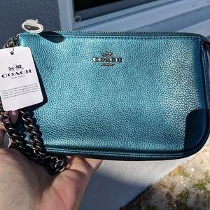 Coach Chain Strap Mini Bag
